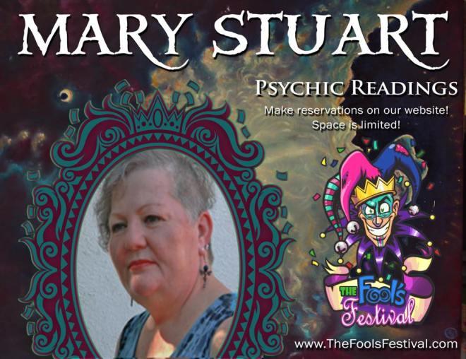 MaryAtFoolsFestival